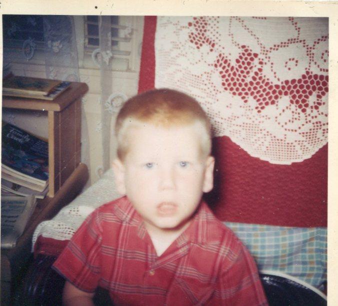 Steven mumps March 1965