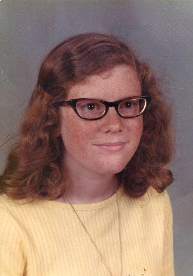 Lisa 7th grade 1972